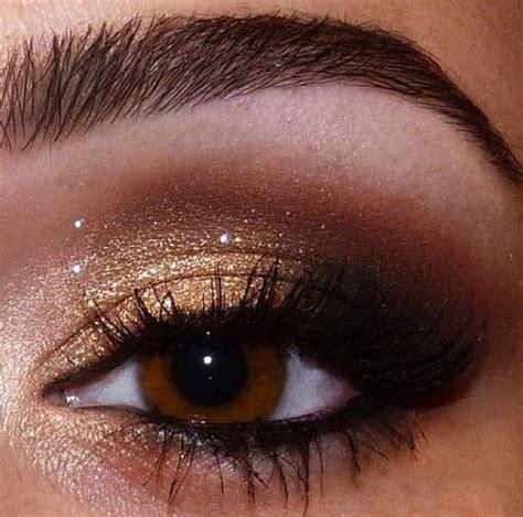 designboom pink eye brown shimmer smokey eye hair and makeup