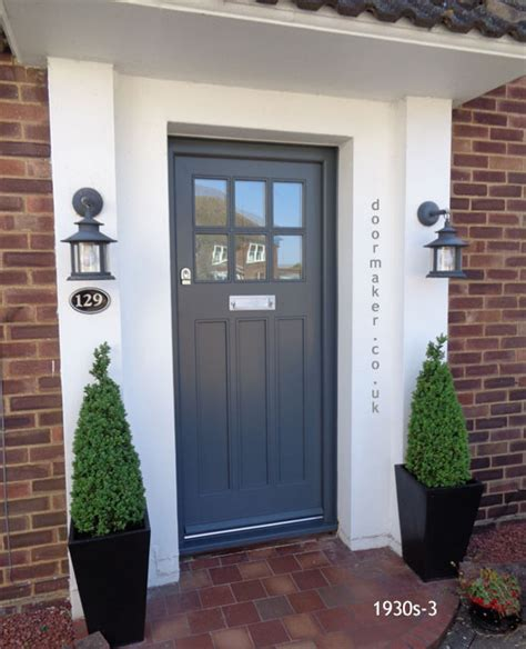 Exterior Door Uk 1930s Style Front Doors