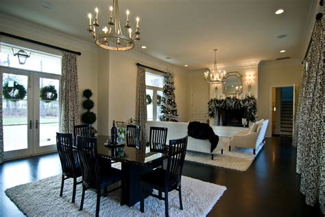 Traditional Modern Dining Room by Traditional Modern Traditional Dining Room