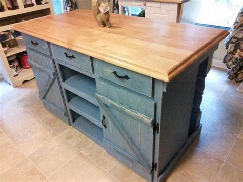 Do It Yourself Kitchen Islands Farmhouse Kitchen Island Do It Yourself Home Projects From White Kitchens