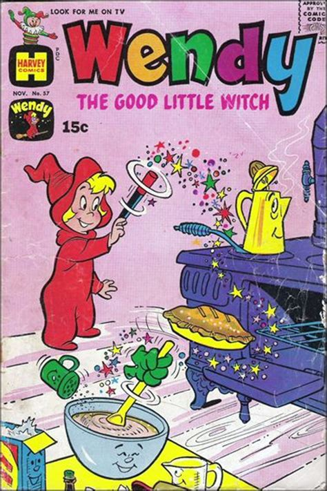 wendy the good little witch comic book wendy the good little witch 57 a nov 1969 comic book by