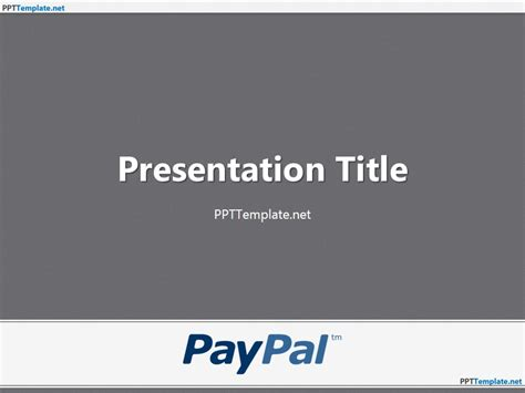 templates for logo presentation ppt template free powerpoint template for presentations
