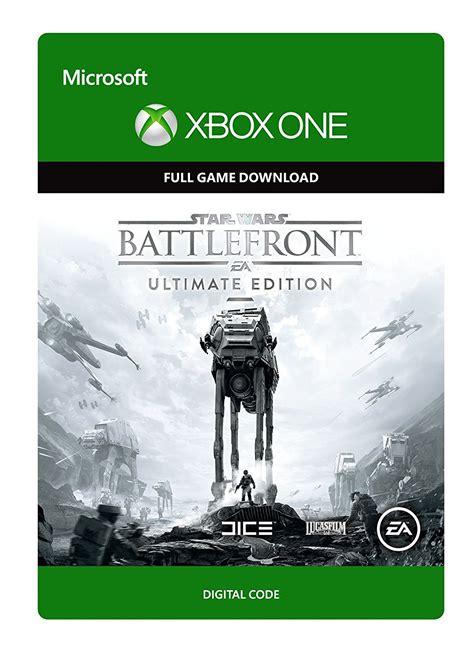 Wars Battlefront Standard Edition Original Origin Cd Code Only wars battlefront ultimate edition cd key for xbox one digital