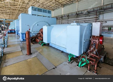 steam turbines mail steam turbine generator in turbine hall at nuclear power station stock photo 169 alexfrends mail