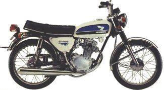 Baut As Shock Depan Honda Cb100 honda sport cb100 motorcycles