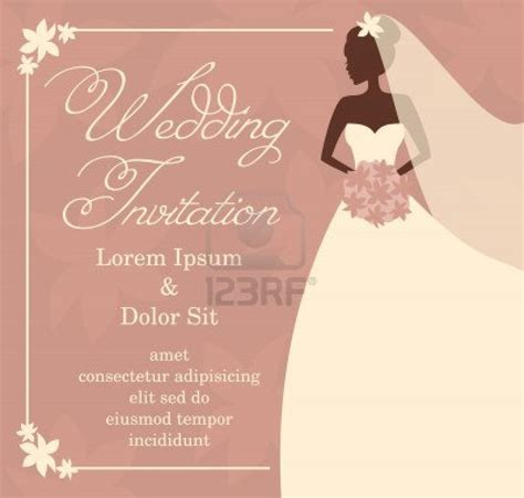 bridal invitations templates wedding invitation templates wedwebtalks