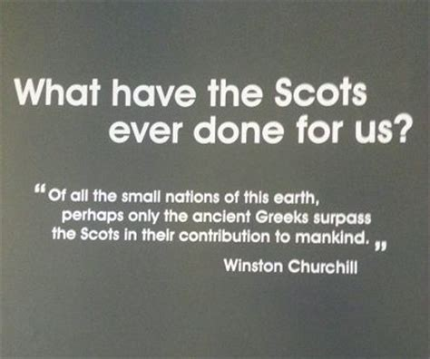 Famous scottish quotes sayings m4hsunfo