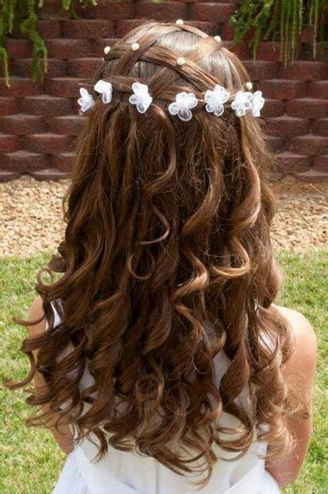 hairstyles for little girl for wedding little girl hairstyles for wedding