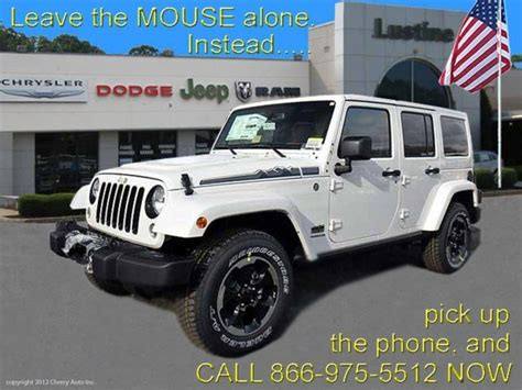 Jeep Wrangler Polar Edition Price Is There A Jeep Wrangler Polar Edition For 2014