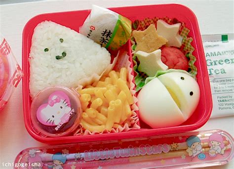Drawing Food Toolsmenggambar Bekal Anak Best Price bento food hello japanese lunch image