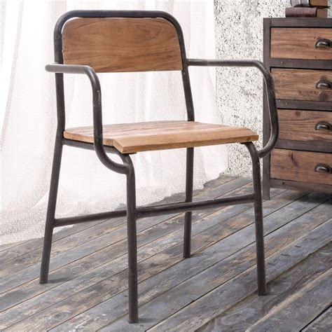 Portal Chair by Zuo West Portal Chair In Distressed 98151