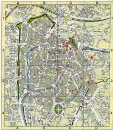 Padova Italy Map by Padova Street Map Padova Italy Mappery