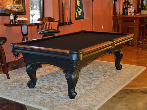 olhausen americana pool table olhausen 174 billiards ultra modern pool patio