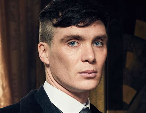 tommy shelby haircut peaky blinders hair
