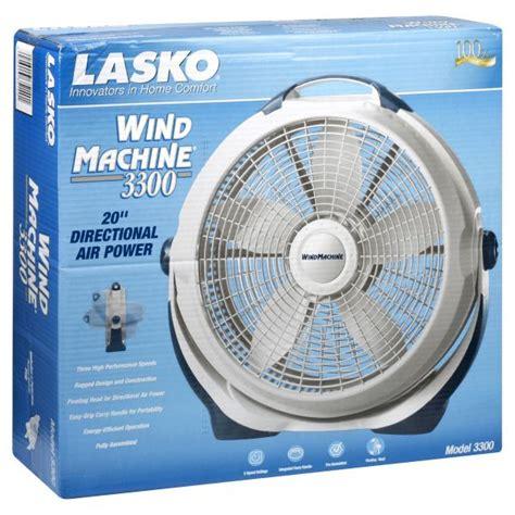 lasko 3300 wind machine 1 fan
