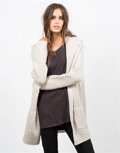 chunky knit hooded cardigan hooded chunky knit cardigan knit cardigan womens