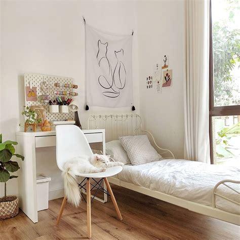 desain kamar tidur remaja minimalis ukuran  simple