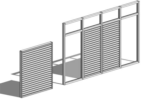 revit curtain wall tutorial tutorial curtain wall louver revit oped therevitkid