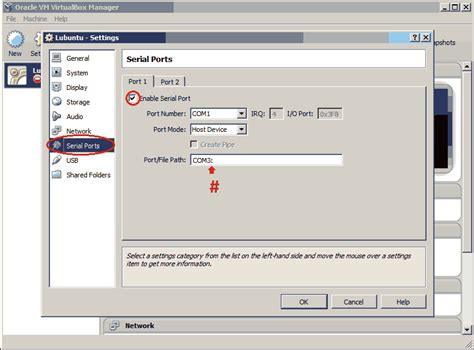 virtualbox parallel port guide to installing arduino on ubuntu virtualbox guest