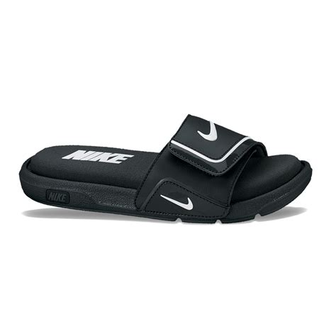 boys nike sandals nike comfort slide sandals boys traffic school
