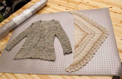 how to block a sweater after knitting knit buzz blocking just got easier and check out the