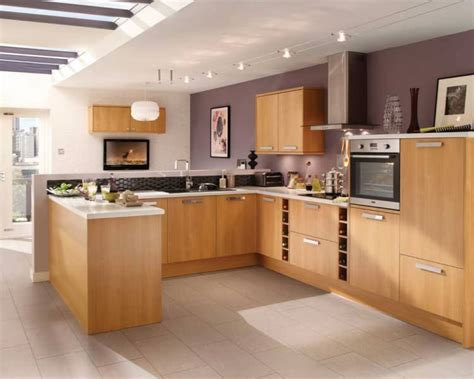 Modern European Kitchen Cabinets alabama oak kitchen package 2 the kitchens amp furniture