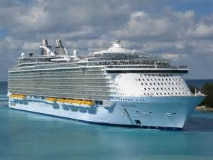 largest cruise ship in the world prozine top 10 largest cruise ships in the world