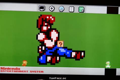 lcd spiele mini classics nintendo die klassiker aus den 80ern sind wieder da jugglux nintendo classic mini nintendo entertainment system ersteindruck das kleine nes im test