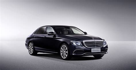 mercedes benz e class official 2017 mercedes benz e class long wheelbase gtspirit