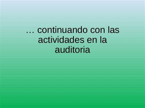 Alis Lu Avanza auditoria de calidad