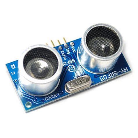 module sensor jarak ultrasonic transducer sensor hc sr04 for arduino jakartanotebook