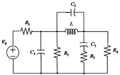 capacitor energy storage circuit find the energy stored in each capacitor and inductor chegg