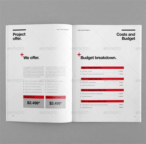 design agency proposal pdf proposal by egotype graphicriver