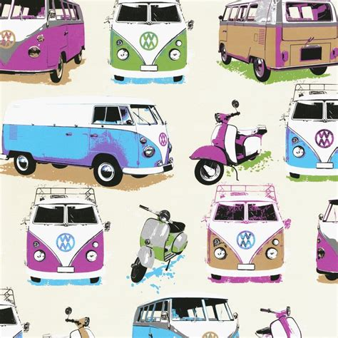 volkswagen van wallpaper muriva vw volkswagen cer van scooter feature wallpaper