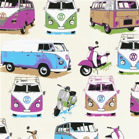 volkswagen classic van wallpaper muriva vw volkswagen cer van scooter feature wallpaper