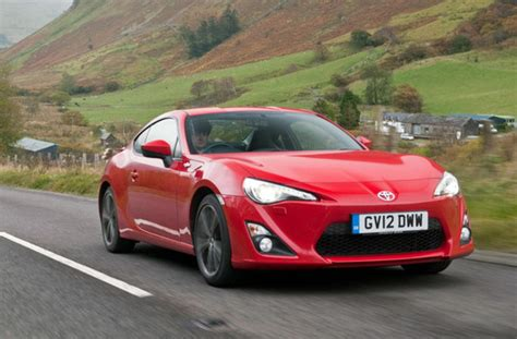Top Gear Toyota Gt86 Toyota Gt86 Named Top Gear Magazine Car Of The Year