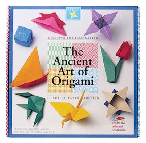 Origami Kits - the ancient of origami kit kidsart
