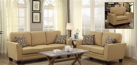 yellow living room set homelegance adair yellow 2pc living room set dallas tx