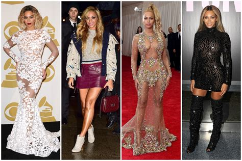 Beyonces Style by Cfda Fashion Icon Beyonc 233 S Best Style Moments Vogue