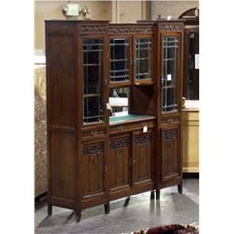 art nouveau china cabinet continental art nouveau style china hutch