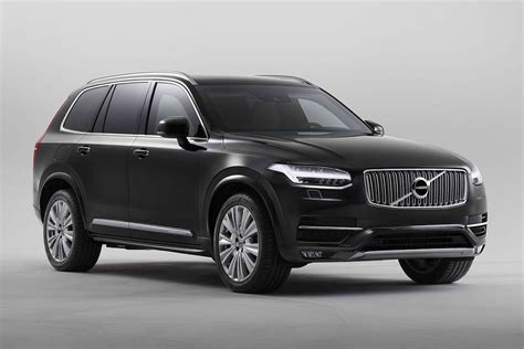volvo   offering  armored version   xc suv philippine car news car reviews