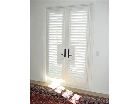 Interior Shutter Doors Plantation Shutter Doors Classic Home Improvement Products