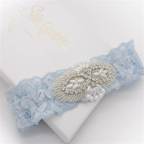 Looking for the Perfect Something Blue? Bridal Garters