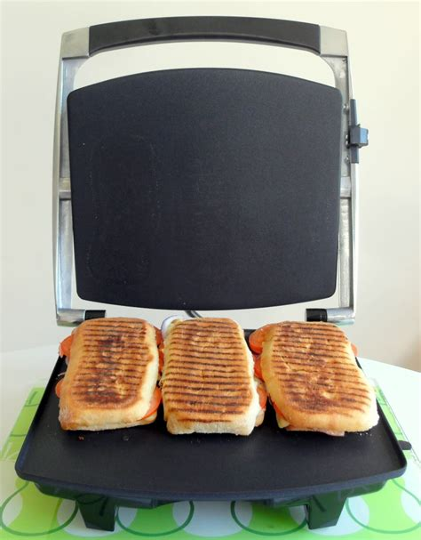 Sandwich Toaster Reviews Uk Review The Breville Caf 233 Style Sandwich Press From John