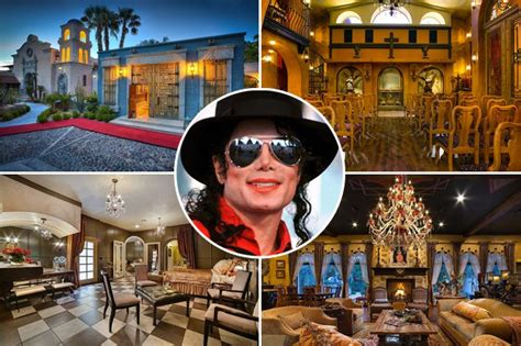 michael jackson house most desirable celebrity properties can you afford to live in a place like this