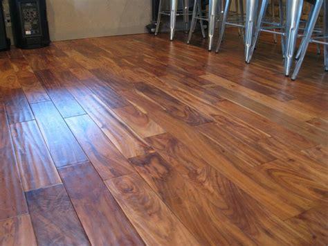 hardwood flooring 5 quot acacia walnut handscraped hardwood wood flooring floor sle ebay