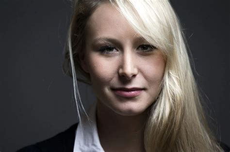 Marion Marechal Marion Marechal Le Pen The Better Looking Donald Of