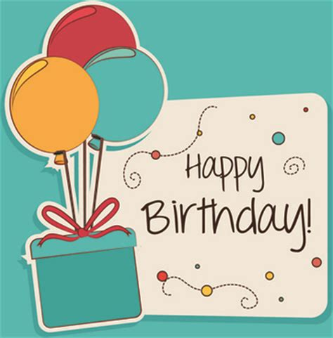 happy birthday card template birthday invitation card template free vector