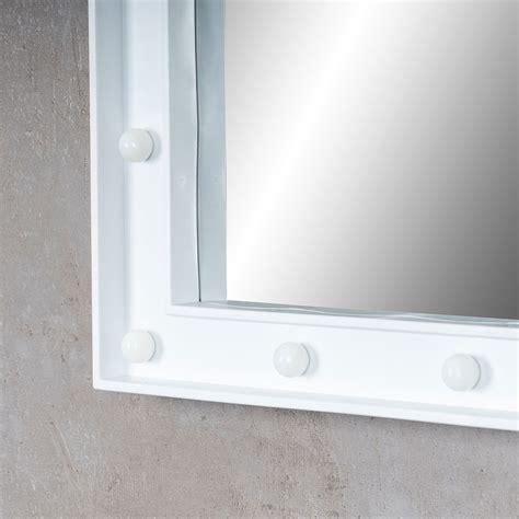 wandspiegel led spiegel weiss xcm wanddeko