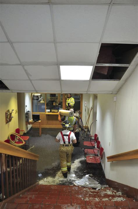 www appreciatehub comthehomedepot com courthouse closed after water damage from broken pipe